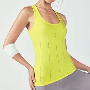 Fabletics delta sleeveless tank